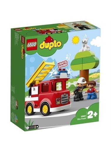 Lego  Duplo Town Fire Truck 10901 Renkli